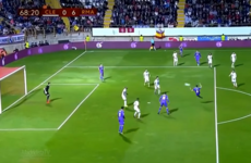 Zidane says this goal was better than his famous Champions League final volley