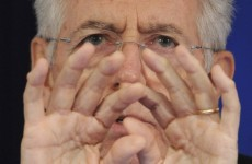Monti calls vote of confidence on latest €33bn cuts package