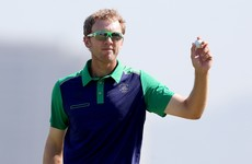 Ireland's Seamus Power shares the lead in Mississippi