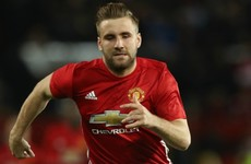 'It's time to step up' - Shaw eager to earn Mourinho's trust at Man Utd