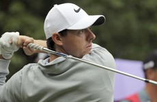 It's Route 66 for Rory as he storms up the leaderboard in Shanghai