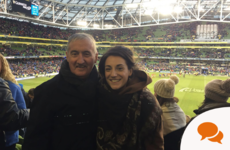 'I've been imagining my dad at the finish line, ready to swaddle me in a tricolour'