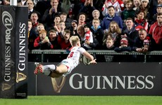 As it happened: Ulster v Munster, Guinness Pro12