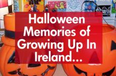 Memories of growing up Irish... at Halloween
