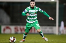 Brandon Miele inspires Shamrock Rovers to win in Longford
