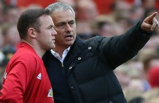 Mourinho adamant Rooney going nowhere amid Everton rumours