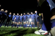 Leo Cullen delighted at Leinster's strength in depth as young guns impress again