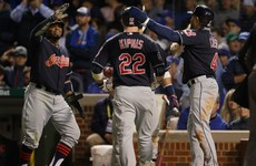 Indians on cusp of World Series glory after blitzing Cubs