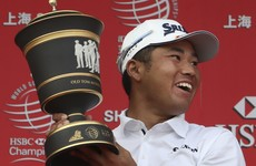 History-maker Matsuyama storms to WGC victory as McIlroy finishes strongly