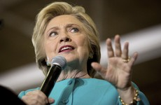 Clinton says FBI actions 'deeply troubling' as Trump steps up his attacks