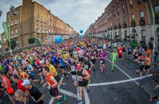 In pics: The best of today's Dublin Marathon