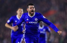 Costa sparkles as Conte's Chelsea power on with fourth consecutive win