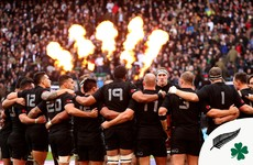 From red heads to blue heads: Gazing into the All Blacks' mental skills