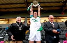 'I can't say how much this means, it's unreal' - Brian Hogan reflects on winning Kilkenny title