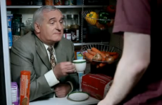 Trapped in the closet? Bertie's wardrobe malfunction