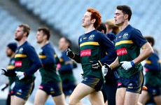 Choosing an AFL career with Hawthorn over Leinster rugby and Meath football