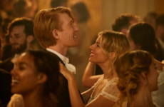 Domhnall Gleeson has a starring role in Burberry's gorgeous new Christmas ad