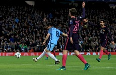 As it happened: Manchester City v Barcelona and Borussia Monchengladbach v Celtic