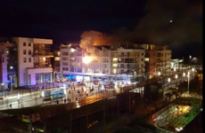 'Extensive damage' done to apartment block after Clongriffin fire