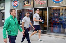 Ireland happy that SOB and POM understand omission from Chicago trip