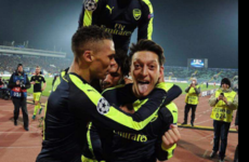 Late stunner from Ozil completes remarkable Arsenal comeback in Bulgaria
