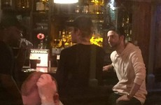 Justin Bieber has been enjoying some of the best pints Dublin has to offer