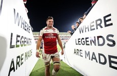 Just 9 months after his last one, Sean Reidy signs another new deal with Ulster