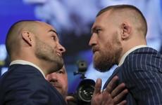 Former UFC champ Rutten believes McGregor's gas tank could cost him against Alvarez