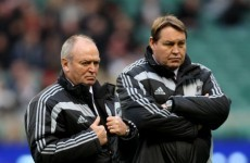 Steve Hansen named as new coach of the All Blacks
