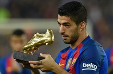 Barcelona dismiss Luis Suarez to Manchester United rumours
