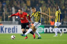 As it happened: Fenerbahce v Man United, Europa League