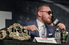 Watch: Eddie Alvarez and Conor McGregor at the UFC 205 press conference