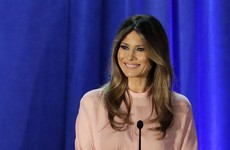 Melania Trump caught plagiarising again, but this time she's gone for one of her husband's ex-wives