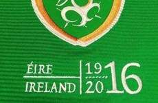 Fifa charge Ireland over Easter Rising commemorative jersey