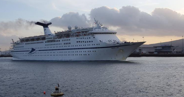 Cruise ships like this may be docking in Dún Laoghaire after massive harbour plan gets go-ahead