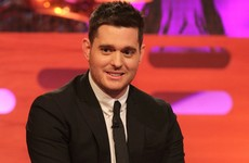 Michael Bublé's 3-year-old son has been diagnosed with cancer