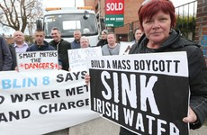 'There's a real chance of a referendum on the ownership of water, but we need FF to back it'