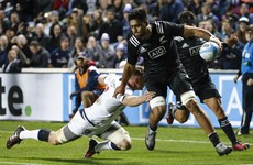 Maori All Blacks trounce USA ahead of Munster clash at Thomond Park