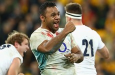 Billy Vunipola wants to make it in the NFL