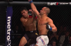 Here's how Eddie Alvarez made short work of Rafael Dos Anjos to become UFC champ