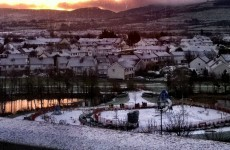 Buses and ferries hit by disruptions as snow hits Ireland