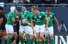Incredible Ireland performance ends 111-year wait for win over All Blacks