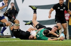 Treat yourself to all the highlights from Ireland 40 New Zealand 29 right here