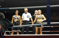 Irish boxer Lynn Harvey suffers first pro bout defeat