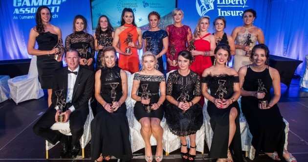 All the winners from last night's Camogie All-Stars awards ceremony