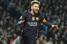 Messi hits his 500th Barca goal as his side get back on track