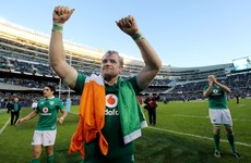 Jamie Heaslip one of six nominees for World Rugby Player of the Year
