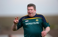 Offaly and Laois confirm new senior hurling managers