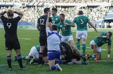 All Blacks ready to transfer Ireland pain to Italy