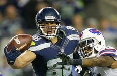 Graham leads Seahawks to controversial win over Bills